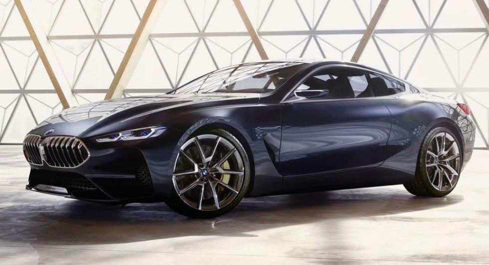 BMW 8-й серии: официально (фото, видео)